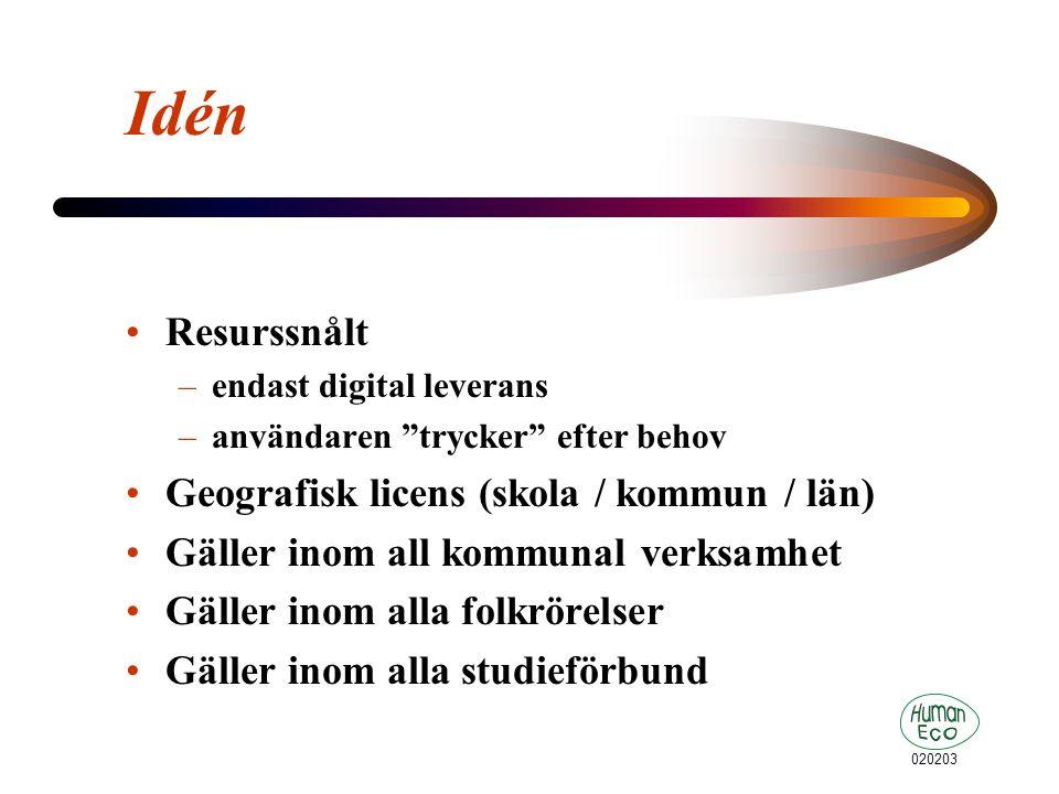 020203 Utbildningar För Agenda 21 och folkbildning – tvådagars --- fakta och metod – se utbud m.m.