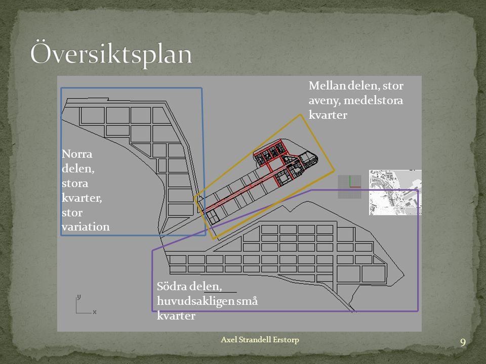 10 Axel Strandell Erstorp Bilder från den mellerstadelen (piren), visar tydligt strukturen.