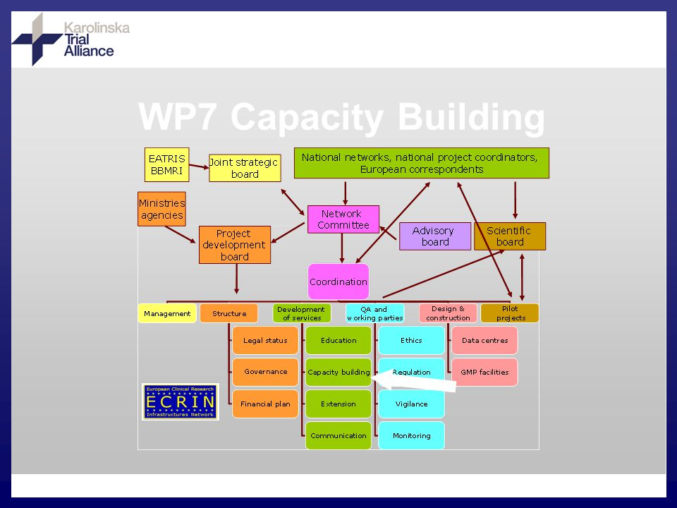 WP7 Capacity Building