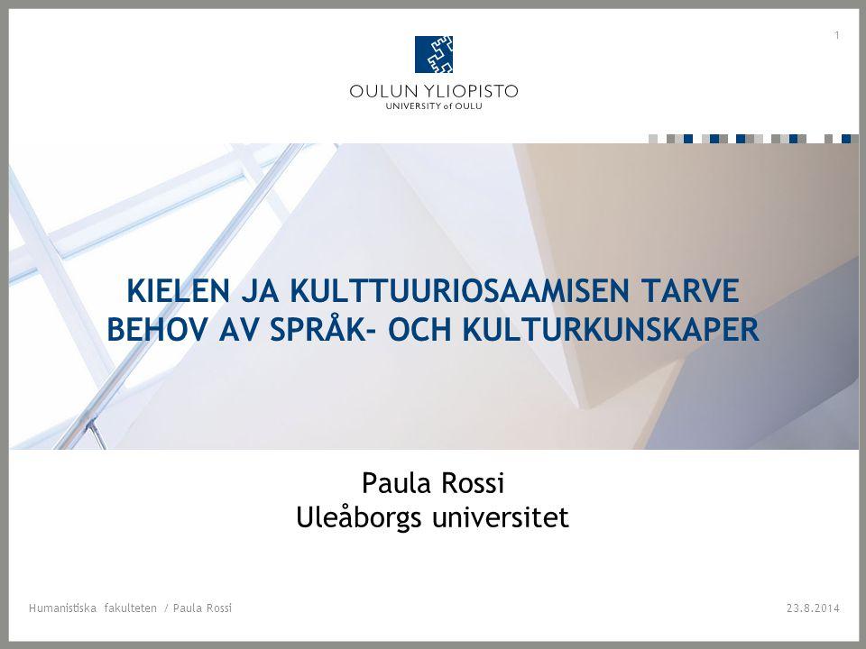 Å LDERSF Ö RDELNING Insamlingsperiod 2012-2013