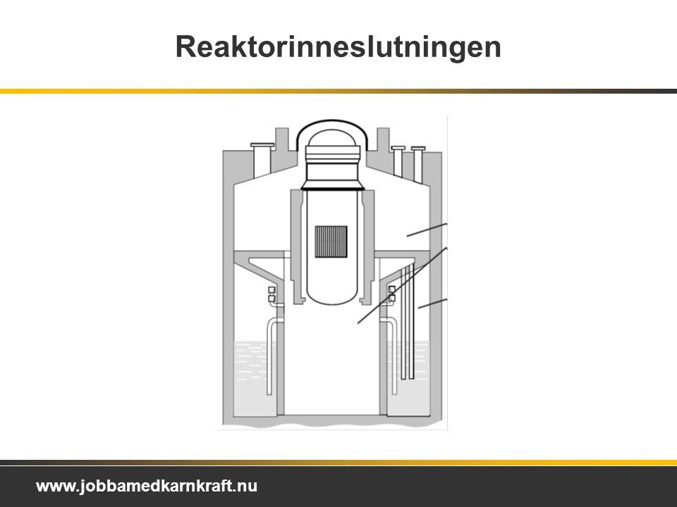 www.jobbamedkarnkraft.nu Reaktorinneslutningen