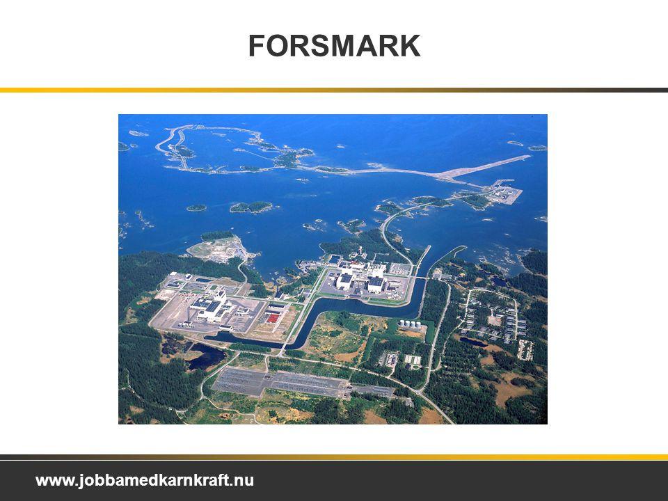 www.jobbamedkarnkraft.nu FORSMARK