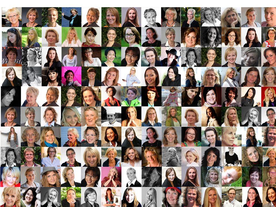 SWEDISH AGENCY FOR ECONOMIC AND REGIONAL GROWTH 23-27 % av företagen i Sverige drivs av kvinnor 31 % av de nystartade företagen startades av kvinnor under 2011 och 7 % av kvinnor och män gemensamt När fler företag drivs och utvecklas av kvinnor tas fler affärsidéer till vara och nya affärsmodeller utvecklas >> Förnyelsen och dynamiken i näringslivet ökar >> Sveriges möjligheter till ökad konkurrenskraft och hållbar ekonomisk tillväxt ökar Företagandet i siffror