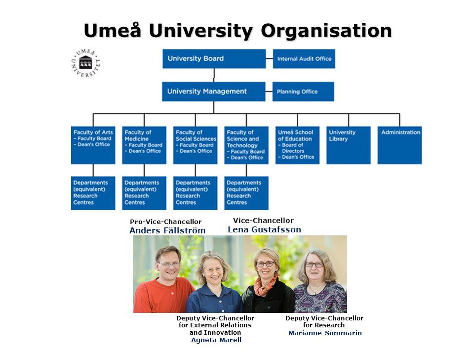 Nydanande forskning Delmål 2013 - 2015 Universitetet har en välutvecklad rekryteringsprocess.