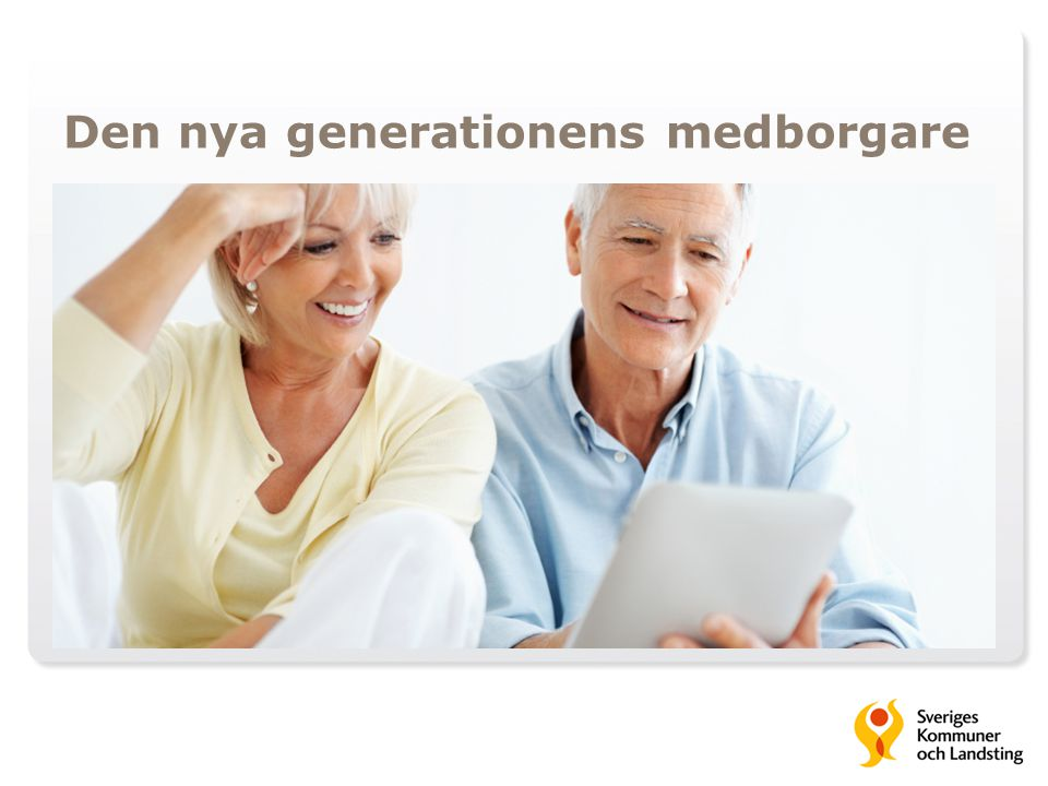 Den nya generationens medborgare