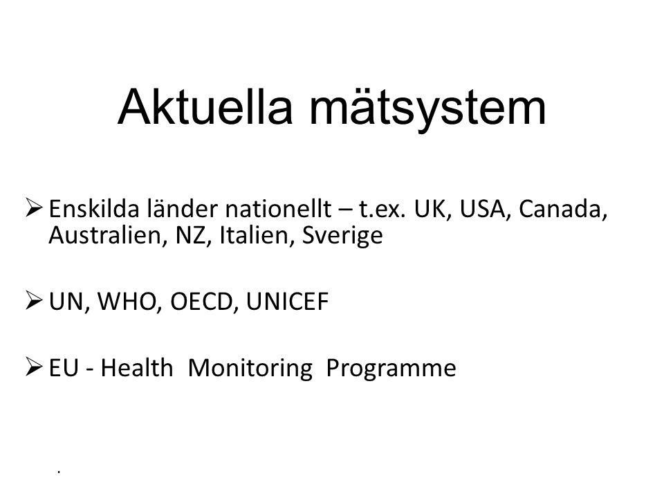 Det finns en ohälsans klasstrappa i Göteborg