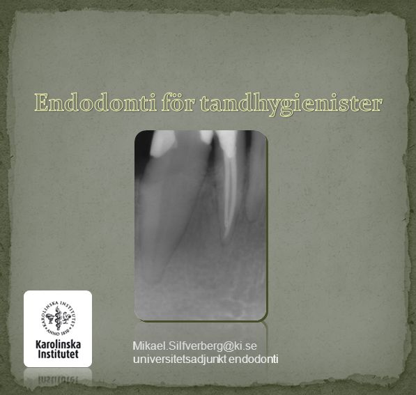 Tand och pulpafysiologi Pulpans försvarsmekanismer Film om pulpans försvar Trauma Missfärgningar