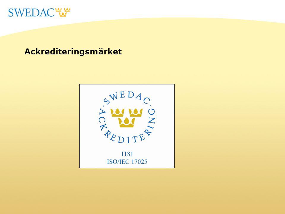 Ackrediteringsmärket