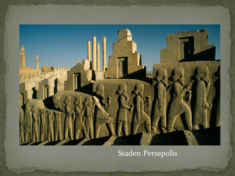 Staden Persepolis