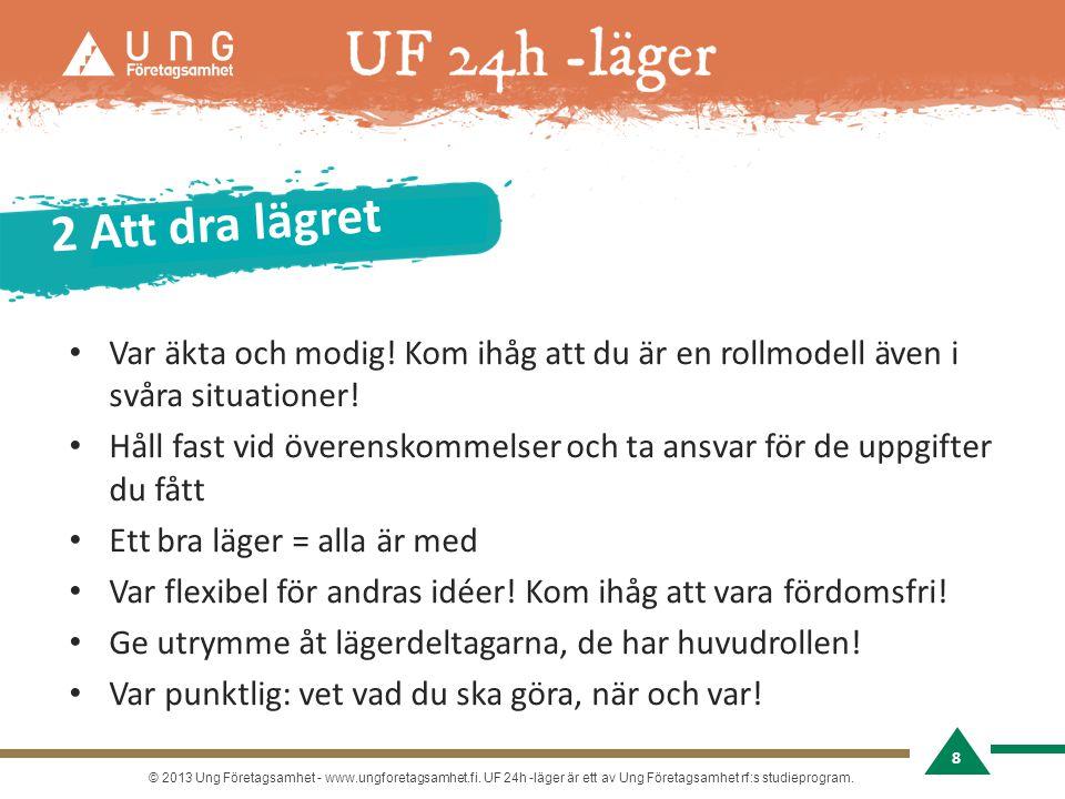 © 2013 Ung Företagsamhet - www.ungforetagsamhet.fi.