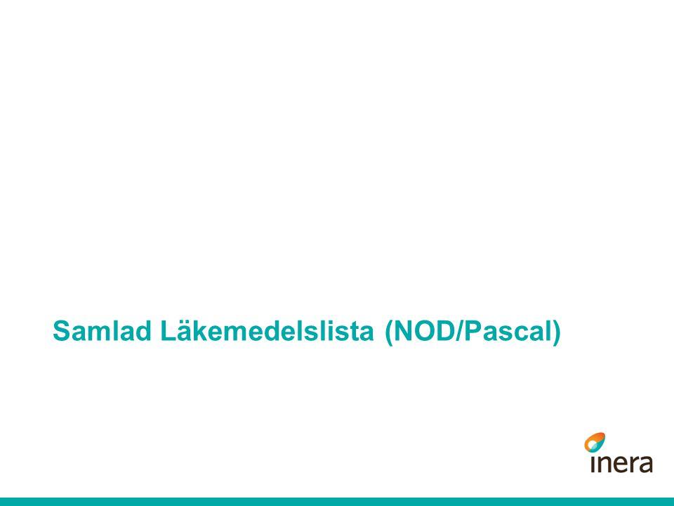 Mål i Handlingsplanen 2013 - 2018 Som medarbetare i va ̊ rden har man tillga ̊ ng till samtliga uppgifter som kra ̈ vs fo ̈ r att kunna ge ho ̈ gkvalitativ va ̊ rd och omsorg.