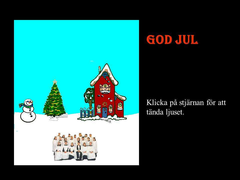 Ett Riktigt Julkort