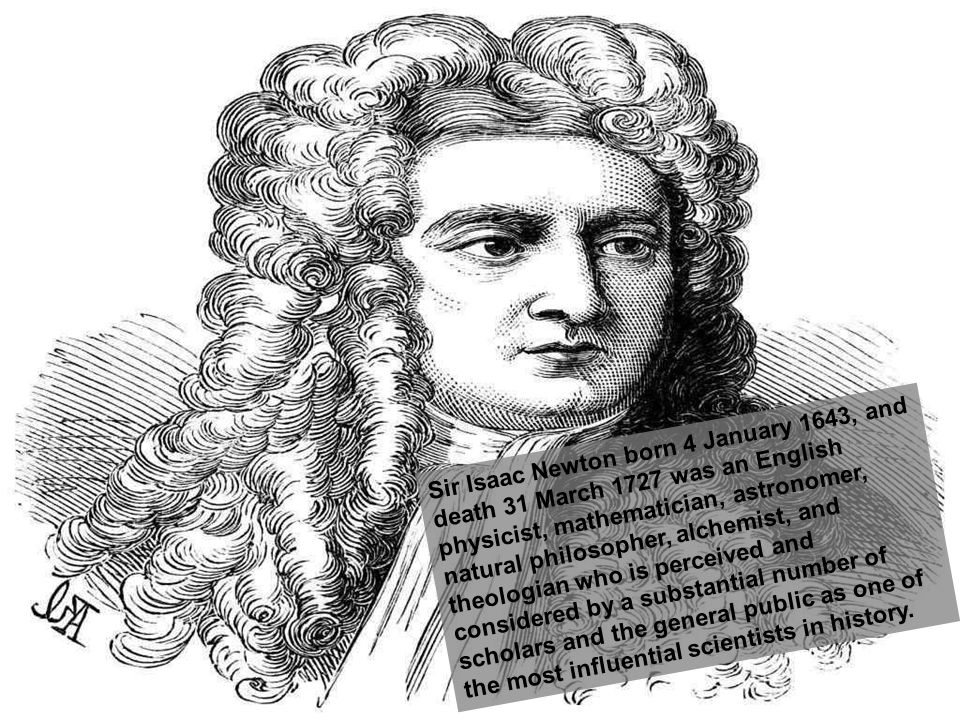 Isaac Newton och gravitationen I do not know what I may appear to the world, but to myself I seem to have been only like a boy laying on the sea-shore, and diverting myself in now and then finding a smoother pebble or a prettier shell than ordinary, whilst the great ocean of truth lay all undiscovered before me