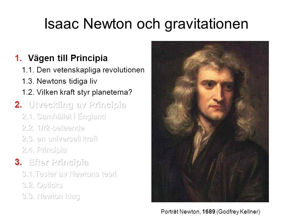 Wilkins (1614 – 1672) The discovery of a world in the moone (1638)  Magnetisk jord, Gilberts lära  32 km över marken  människan kan undkomma jordens magnetiska kraft