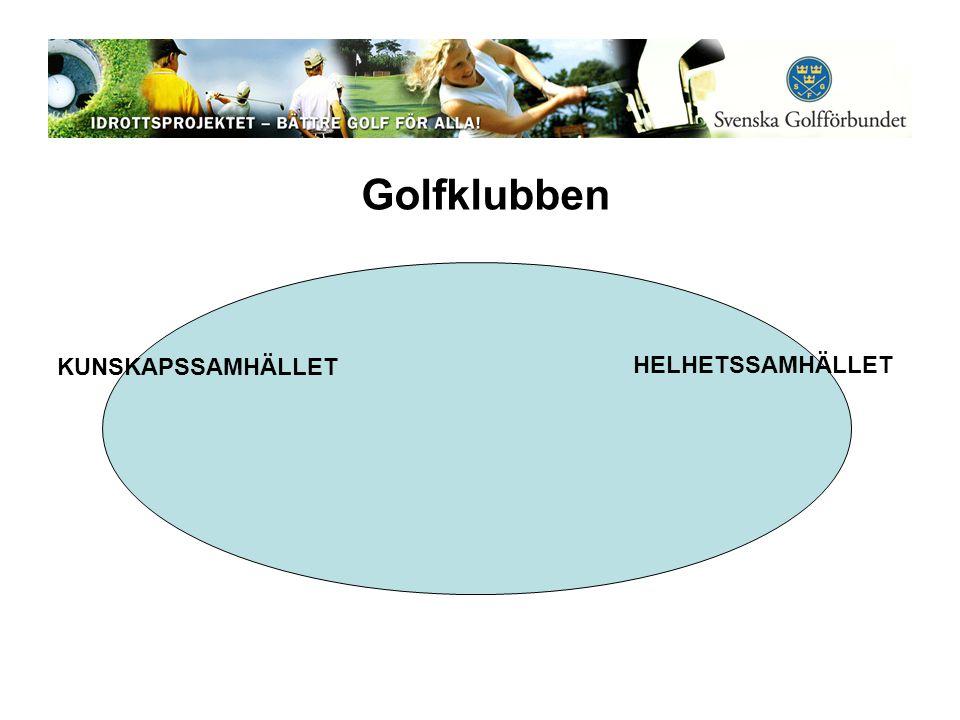 Golfklubben KUNSKAPSSAMHÄLLET HELHETSSAMHÄLLET