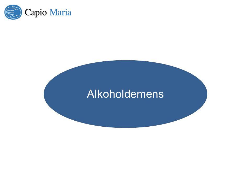 Alkoholdemens