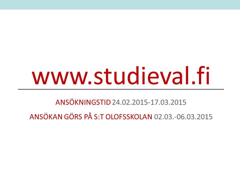 SKOLBESÖK ÅK 9 20.10-22.10. 2014 Skolornas representanter besöker lektionerna under hösten.