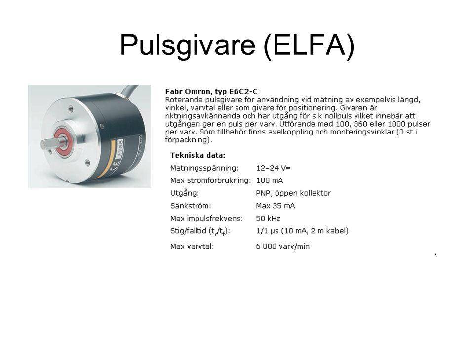 Pulsgivare (ELFA)