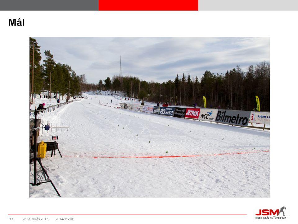 JSM Borås 2012 Mål 2014-11-1813
