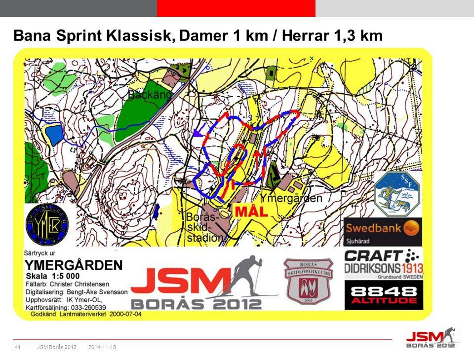 JSM Borås 2012 Bana Sprint Klassisk, Damer 1 km / Herrar 1,3 km 2014-11-1841