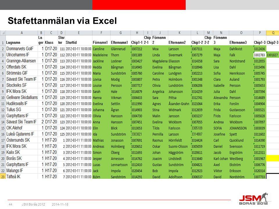 JSM Borås 2012 Stafettanmälan via Excel 2014-11-1844