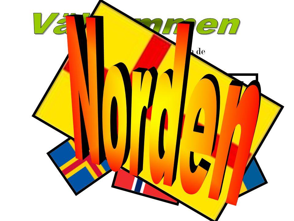 Ett bildspel med lite fakta om de nordiska länderna.