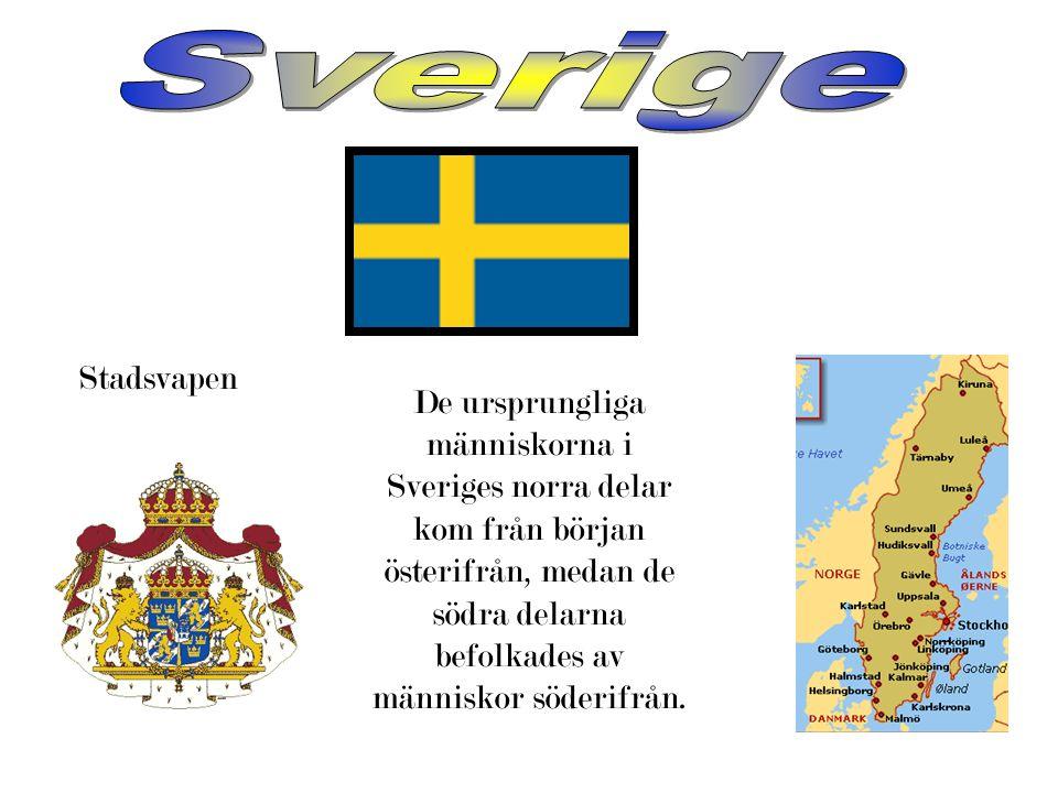Norge tillhörde Unionen fram till 1905, då blev det självständigt.