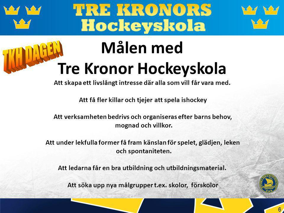 17 FORSHAGA IF TKH Skridskoskola Lek på is TKH Hockeyliga