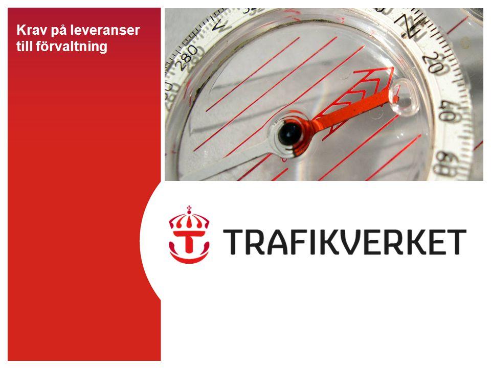 22014-11-18 Översikt från krav till leverans  Anläggningsprojekt regleras av bl.a:  AKJ (V,F) Anläggningsspecifika krav Järnväg (Väg, Fastighet)  Anger t.ex.