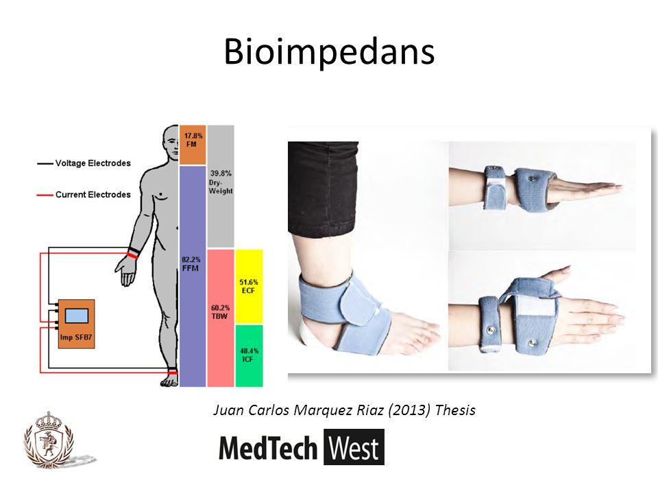 Bioimpedans Juan Carlos Marquez Riaz (2013) Thesis