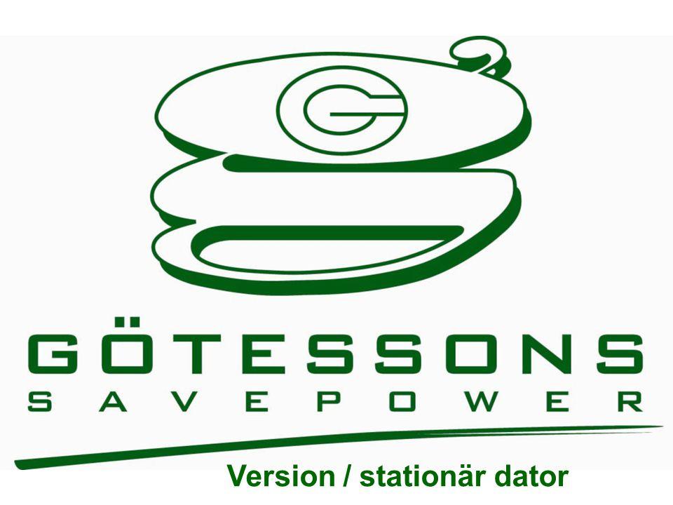 Version / stationär dator