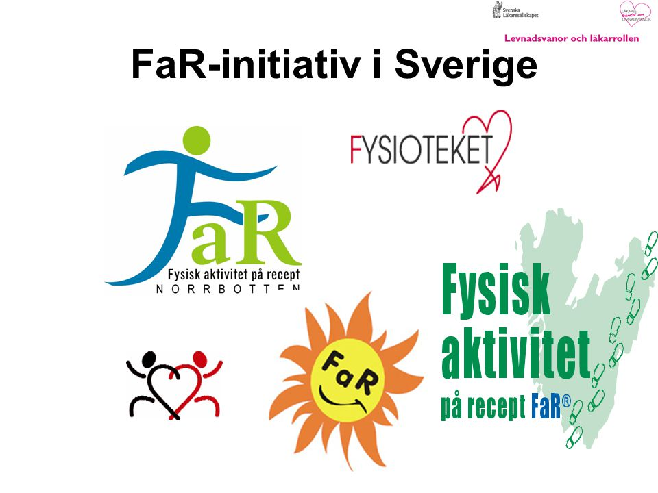 FaR-initiativ i Sverige