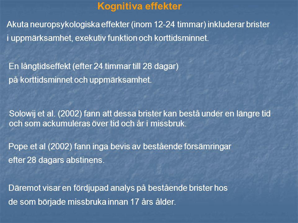 2.outputprocessen (förmågan att producera ett resultat av informationsbearbetningen) med bl.a.
