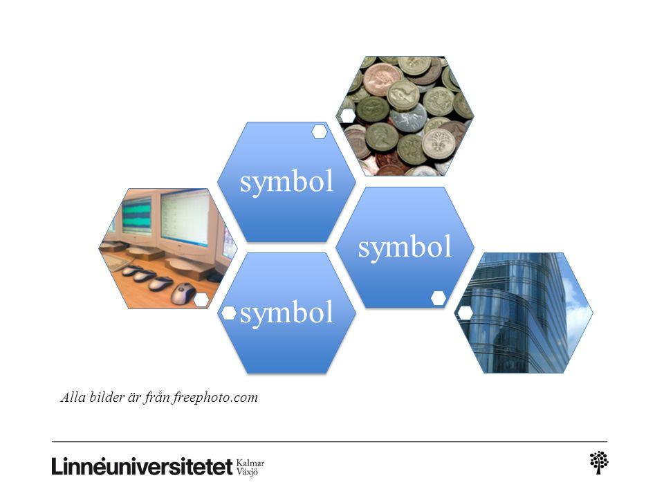 Alla bilder är från freephoto.com symbol