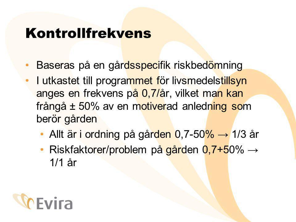 Tvångsåtgärder Åtgärder vid överträdelse av livsmedelsbestämmelserna LML 55 § Förbud LML 56 § Om producenten inte har korrigerat överträdelsen inom tre månader efter den första anmälan skall leveransen av obehandlad mjölk avbrytas (EG) nr 854/2004 bilaga IV Skyndsamma åtgärder LML 63 § får utföras av en kommunal tjänsteinnehavare på vilken inte överförts behörighet att använda tvångsmedel