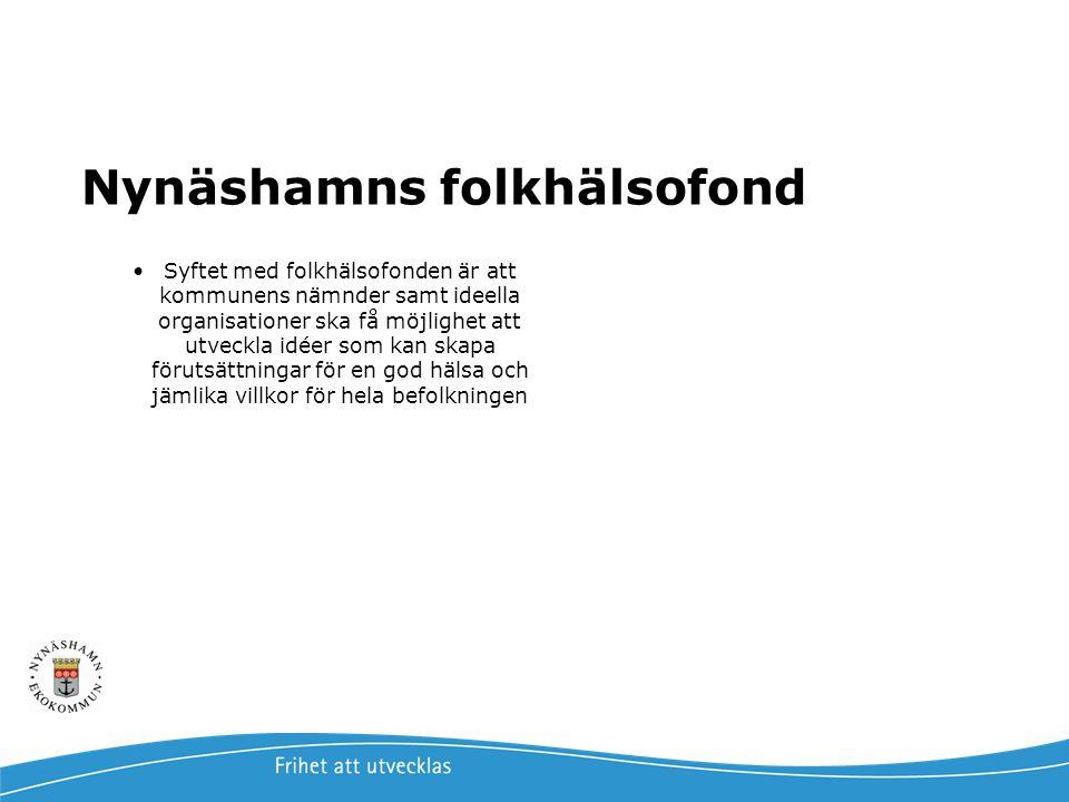 Mål och budget Agenda 21 Alkohol och drogpolitiska programmet Kommunens friskvårdspolicy, likabehandlingsplan m.m.