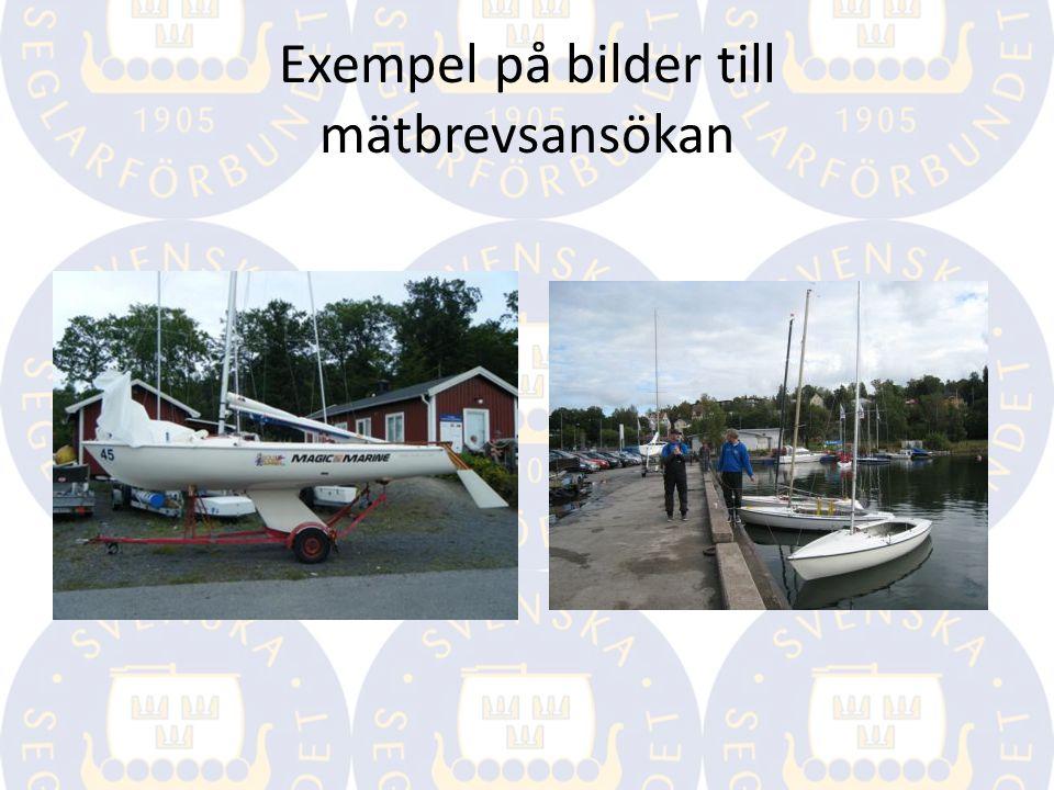 Nyheter 2011 SRSv 2011 införs på försök SRSv (SRS verifierad) Alla kölbåtar – dvs.