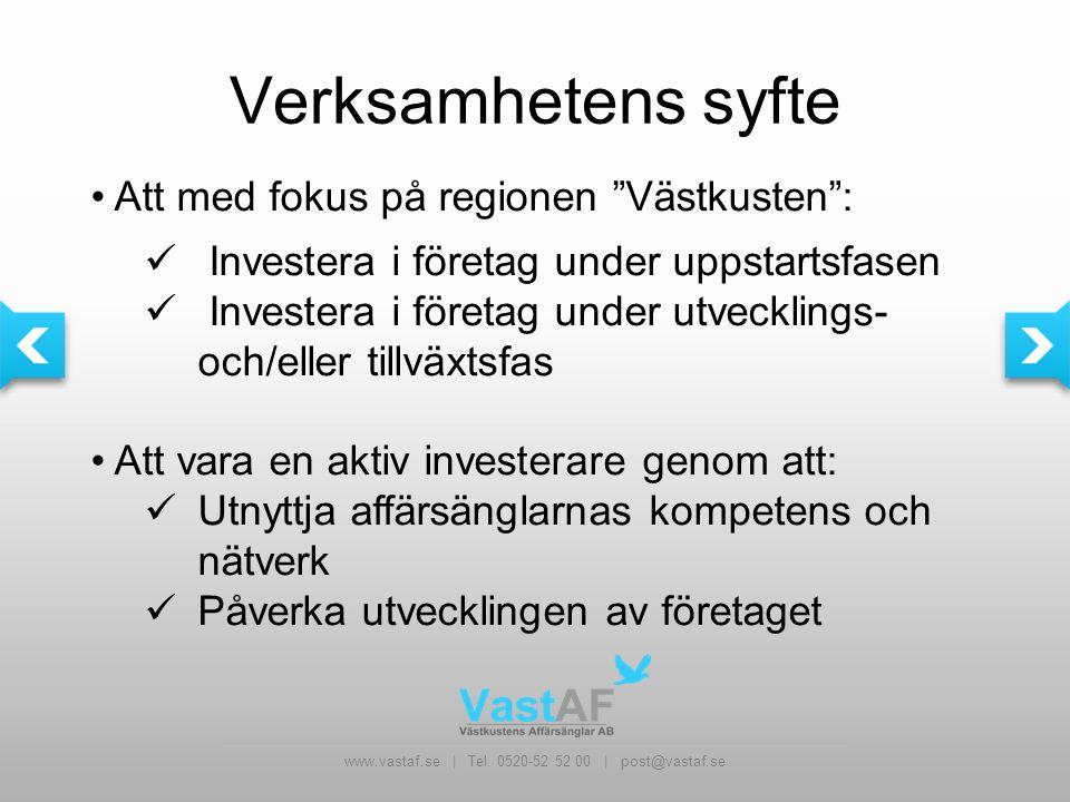 www.vastaf.se | Tel.