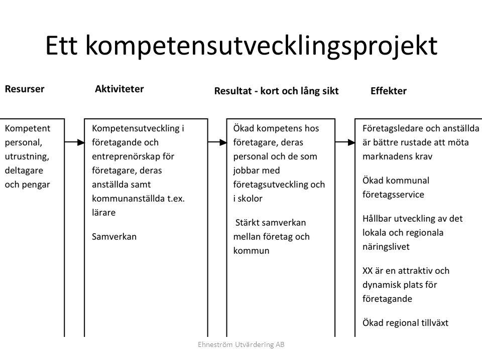 Användningsområden Utmärkt analysverktyg Bidrar till gemensam förståelse och till att förbättra ett projekts konstruktion/design genom att identifiera kritiska moment Stöd i att identifiera vad som ska följas upp/utvärderas genom att t.ex.