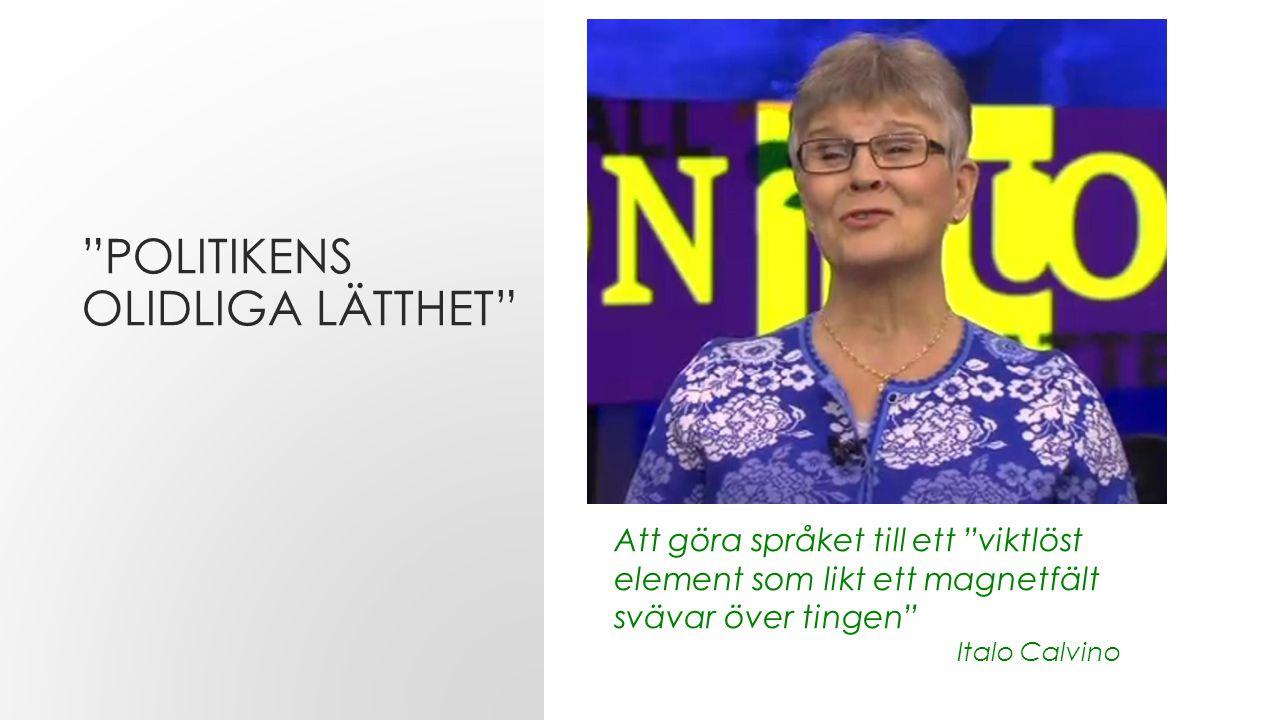 SOM-INSTITUTET OM VINST I VÄLFÄRDEN (2013) Tillåta företag med vinstsyfte att driva akutsjukhus