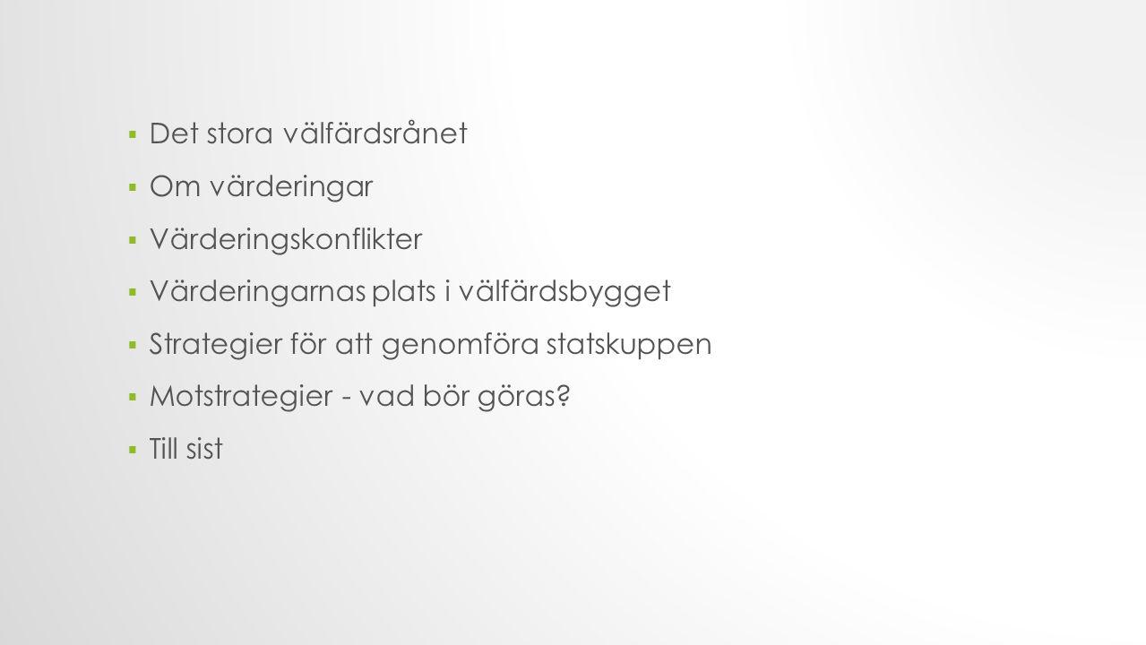 EXEMPEL 3: SYSTEMSKIFTET SYNS I DETALJERNA En sedelärande berättelse från Uppsala