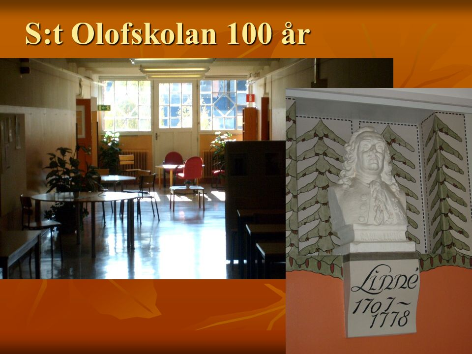 Dags att åka hem - för länge sedan...Kramizar Tobbe S:t Olofskolan 100 år