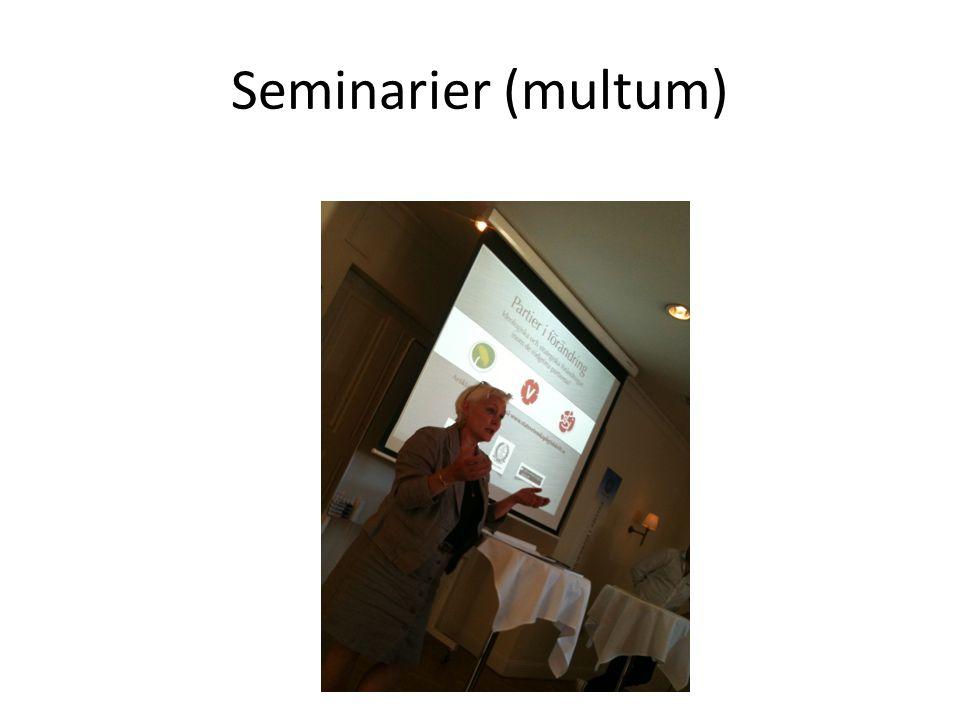 Seminarier (multum)
