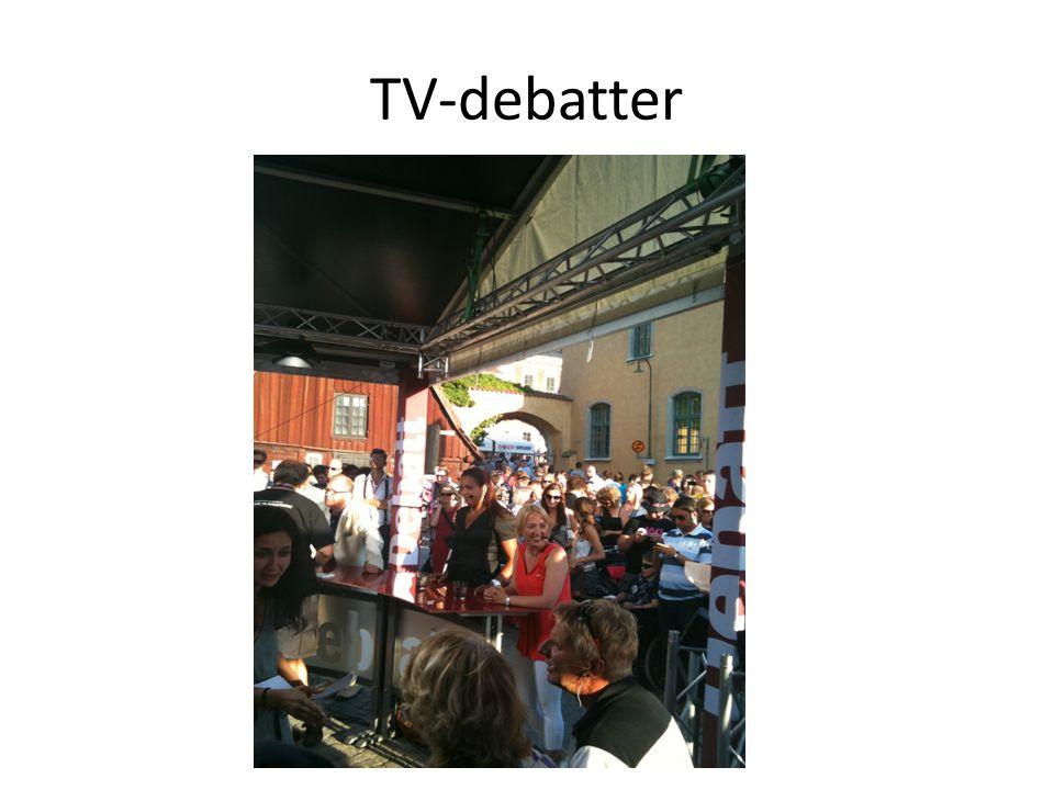TV-debatter