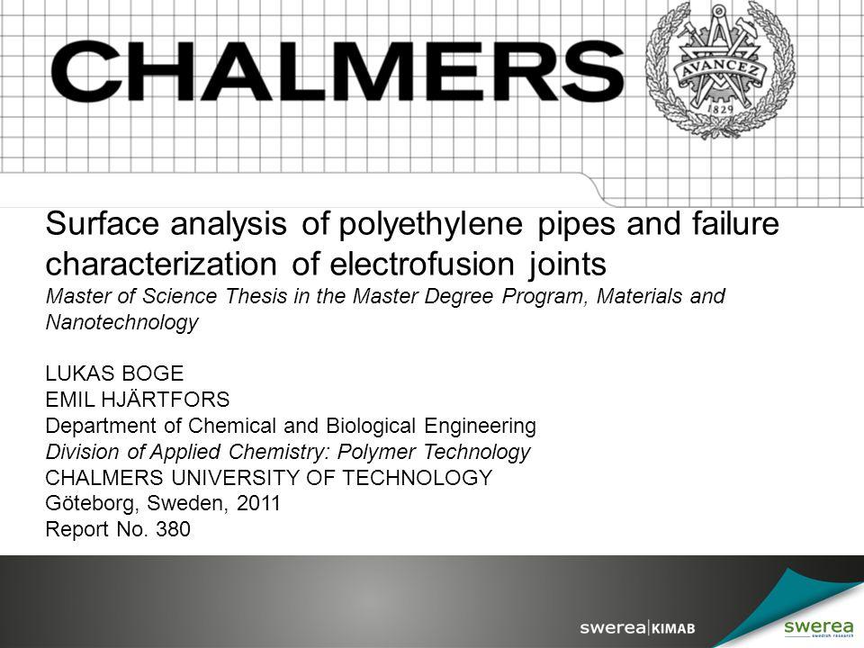Vad finns i PE-100 och Profuse förutom polyeten.