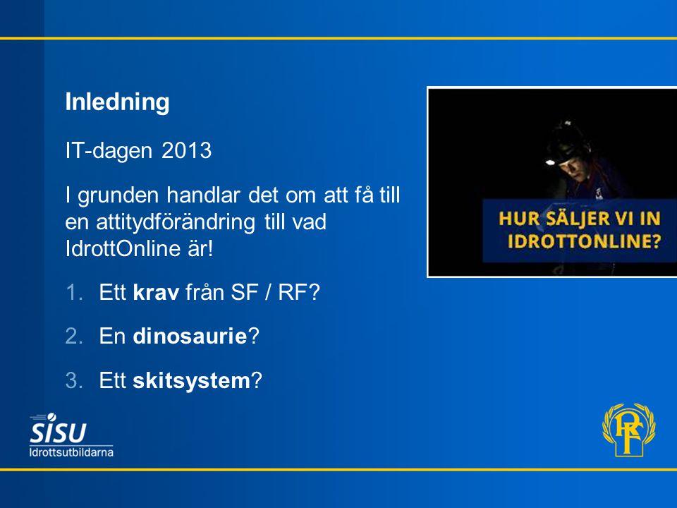 Exempel på pratmanus Stöd vid samtal om IdrottOnline Hej.