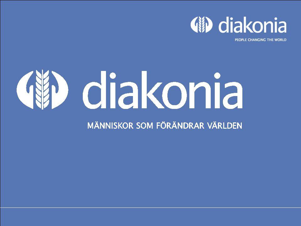 © Diakonia 12 Social och ekonomisk rättvisa Micheline Kaswama, Kongo Kinshasa.