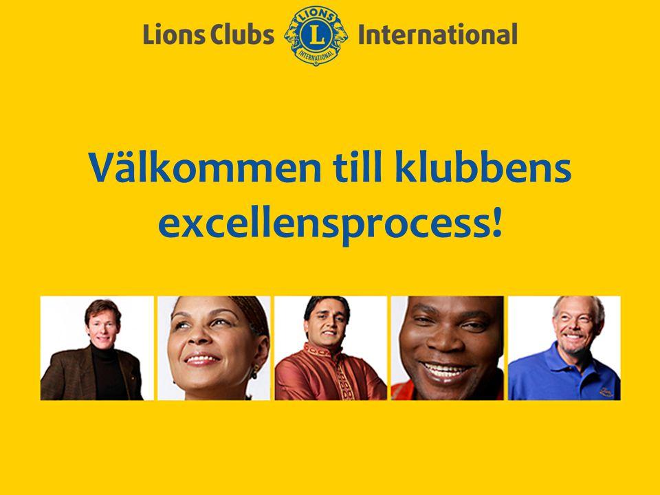 Välkommen till klubbens excellensprocess!