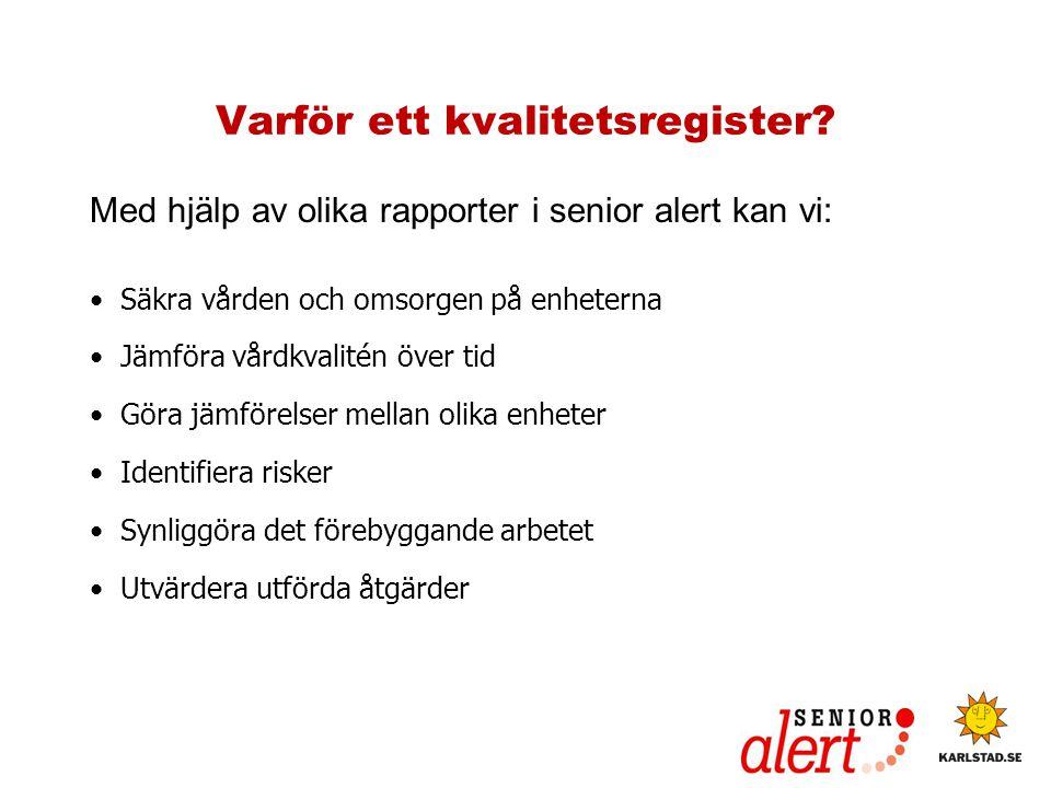 Förbättringsarbete på Källans vårdboende för dementa Catharina, sjuksköterska på Källans vårdboende.