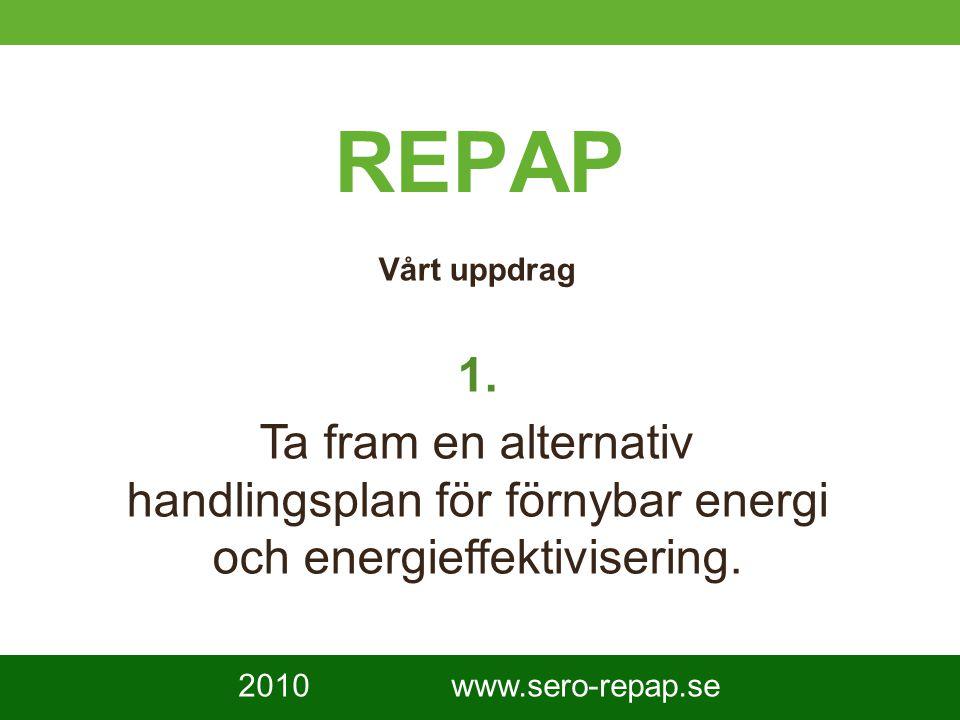 2 REPAP Vårt uppdrag 1.